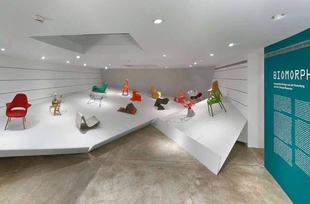BioMorph – Organic Design from the Vitra Design Museum Collection