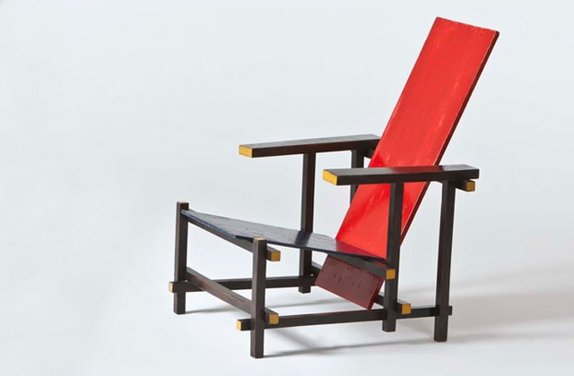 Gerrit Rietveld – The Revolution of Space