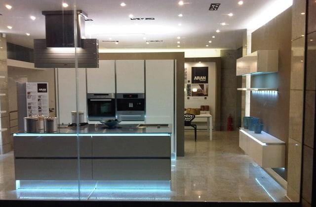 aran cucine in istanbul interni magazine. Black Bedroom Furniture Sets. Home Design Ideas