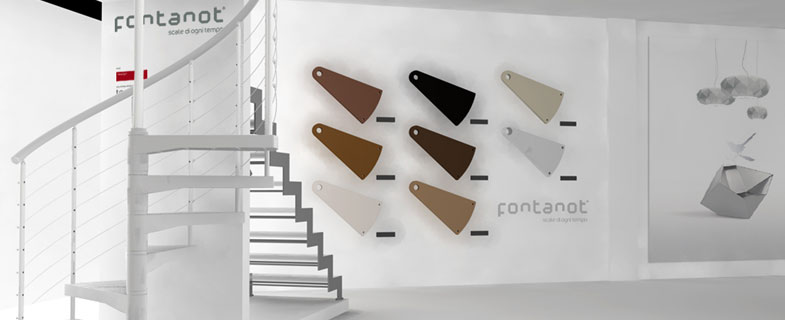 The new Fontanot Stores