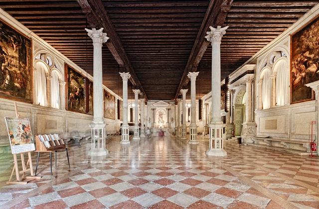 Osram lights Tintoretto in Venice