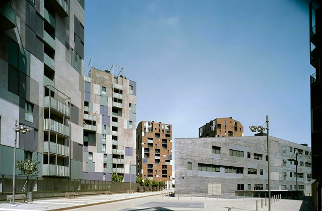 Sustainable urban regeneration