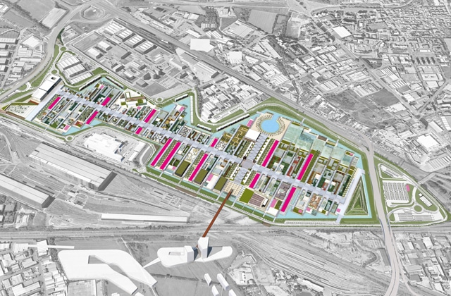 Expo 2015 International Architecture Competition