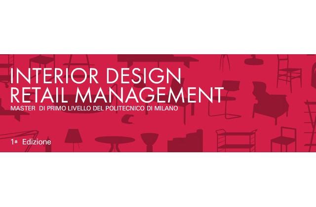 Master in Interior Design Retail Management 2012/13