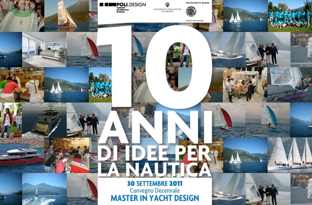 Decennial Conference on the Masters in Yacht Design