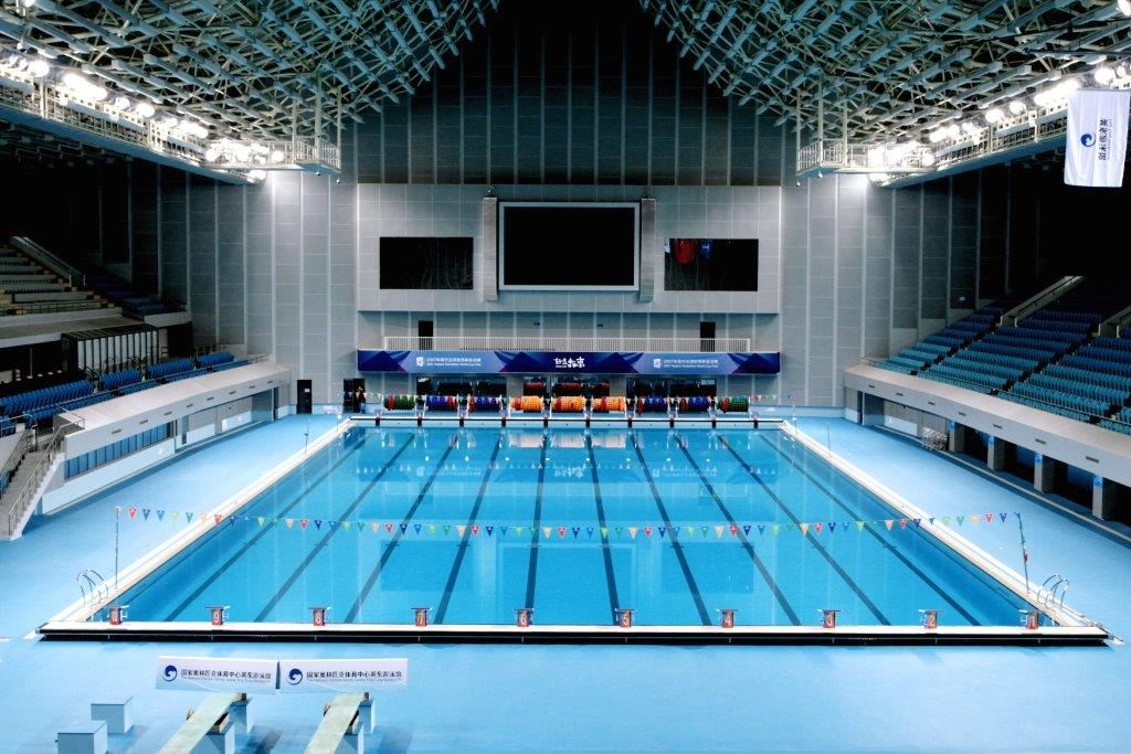 The pools of piscine castiglione for the olympic games in - Piscina olimpiadi ...