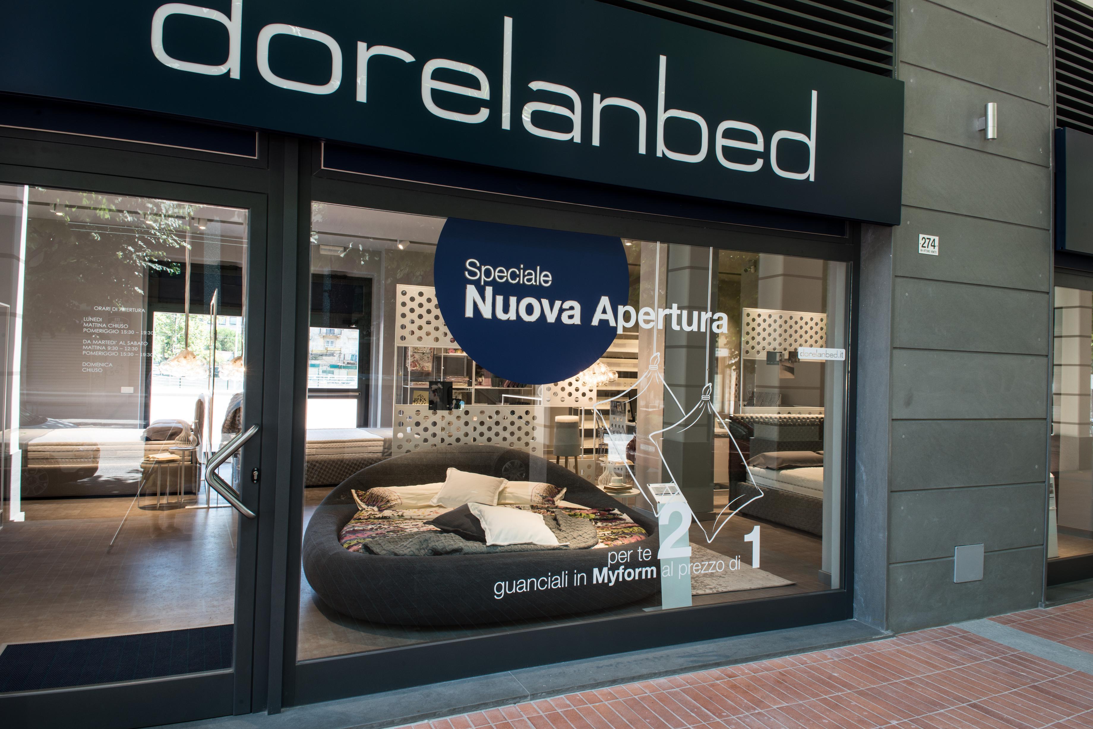 Dorelanbed 2.0 in La Spezia – Interni Magazine