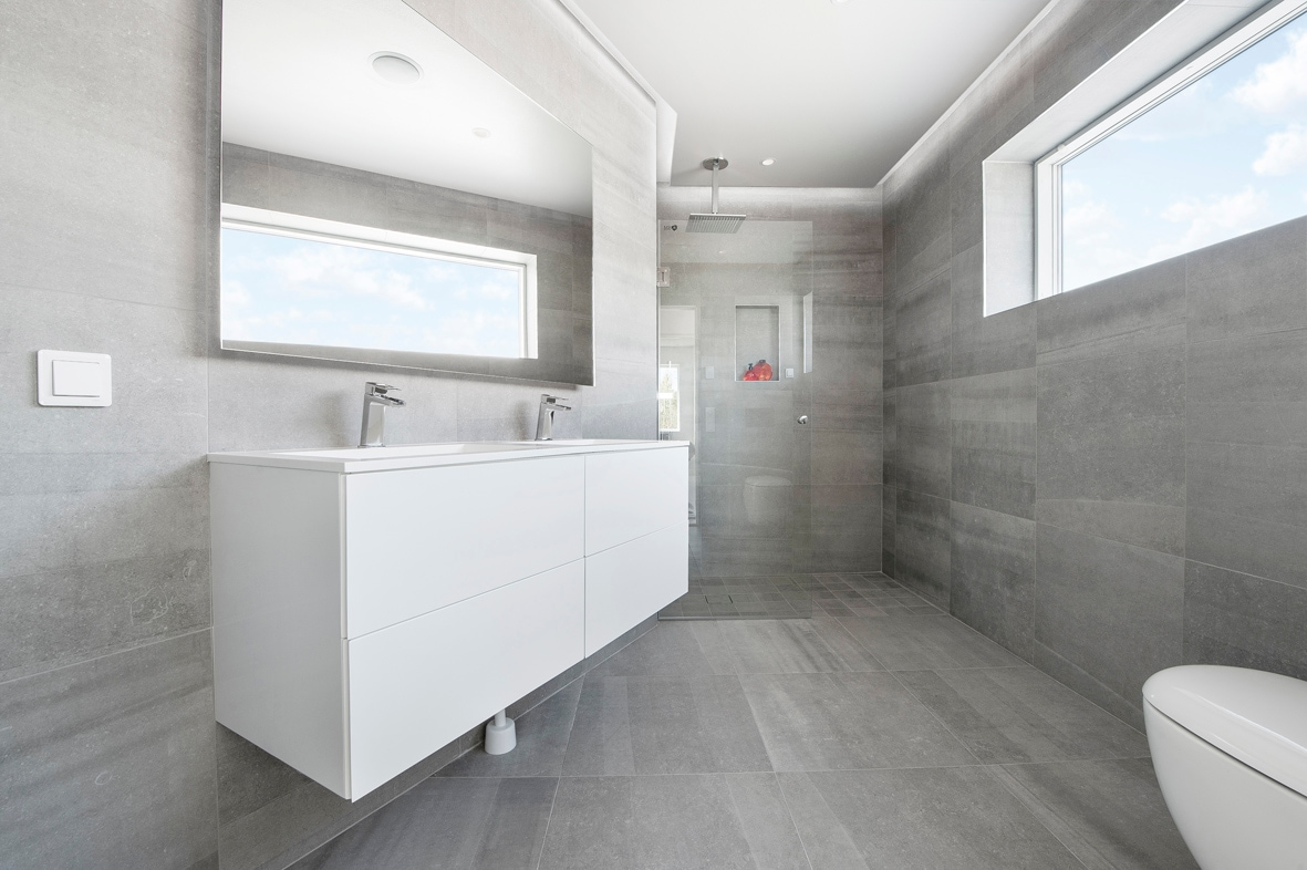 Italian design tiles - Ceramiche Keope For A Residential Project In Sweden