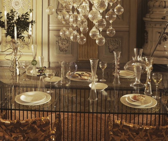 Stile & Stili. At the table / Nourished by design