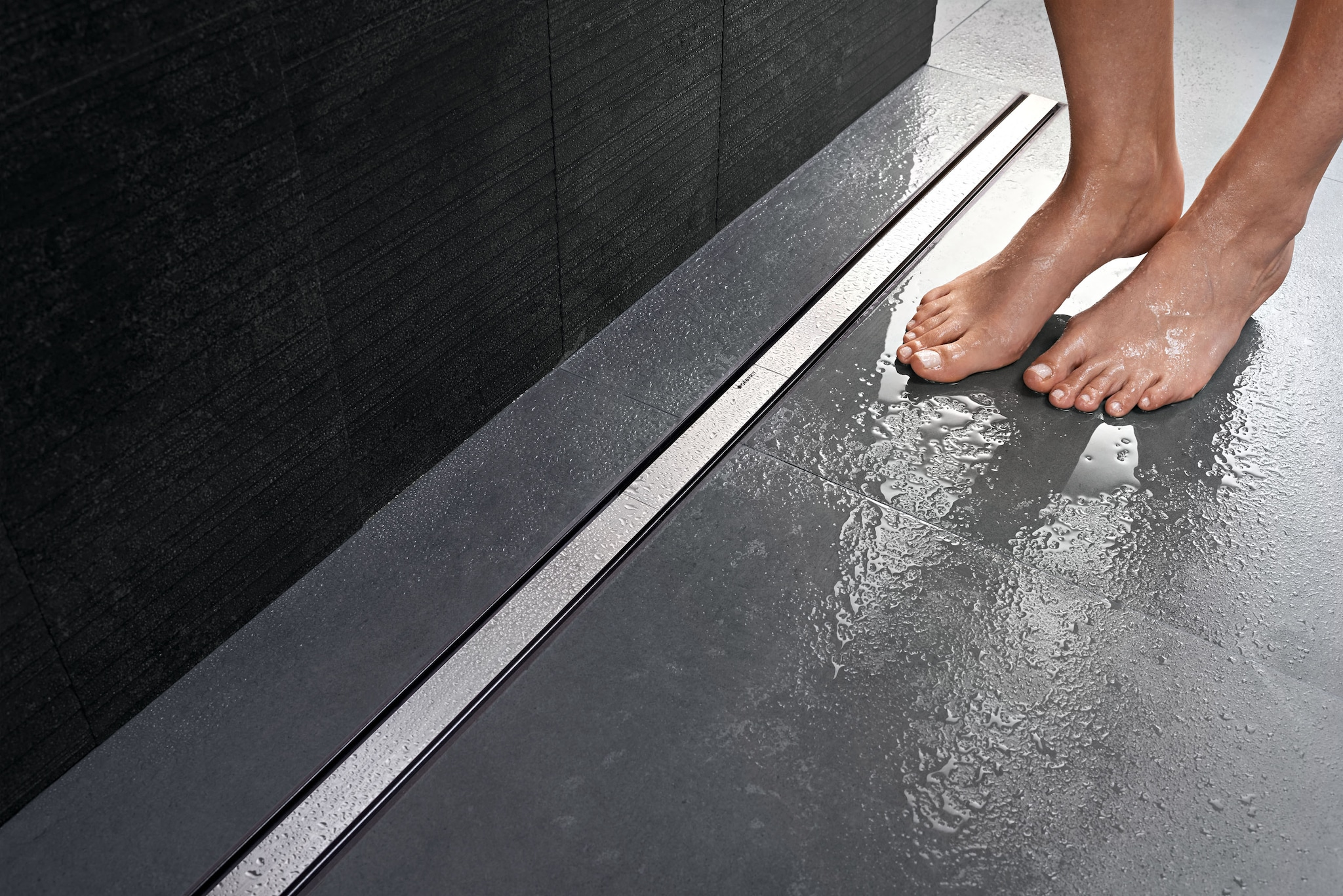 Geberit canaline per docce a pavimento cleanline u interni