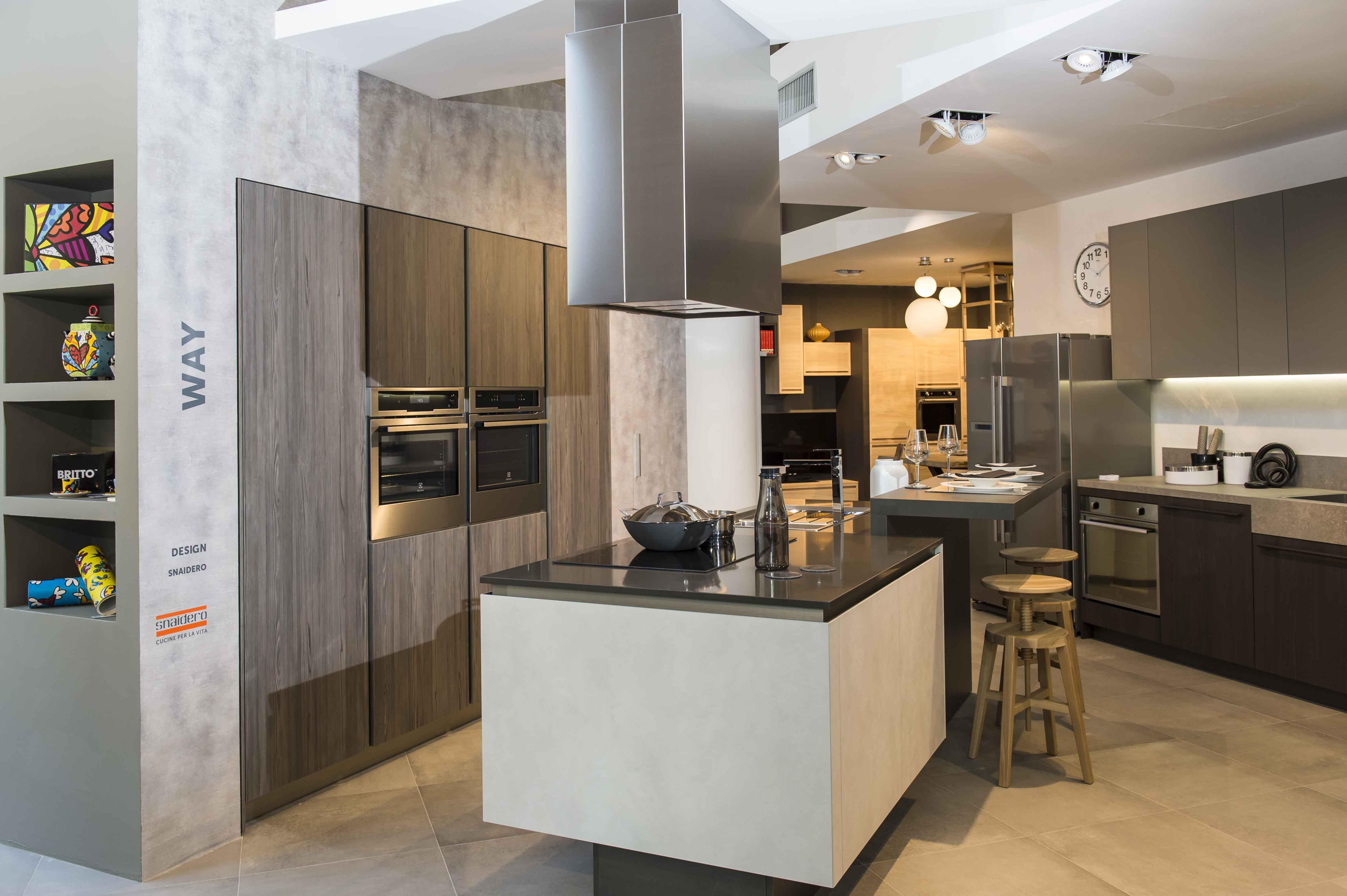 Awesome Cucine Snaidero Milano Contemporary - Ideas & Design 2017 ...