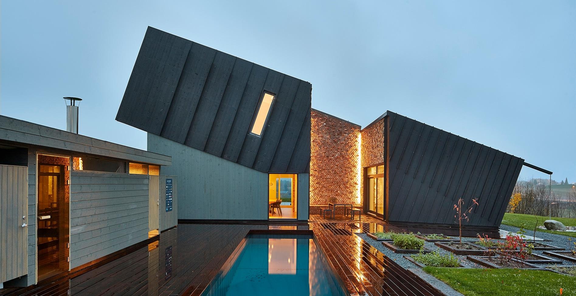 The magic house