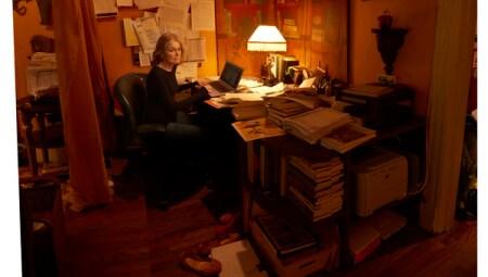 Gloria Steinem, New York City 2015© Annie Leibovitz from  Women: New Portraits