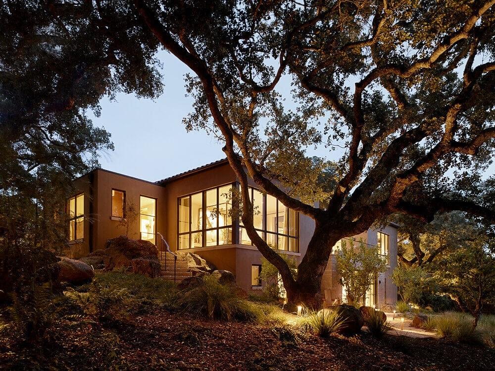 New American rural architecture