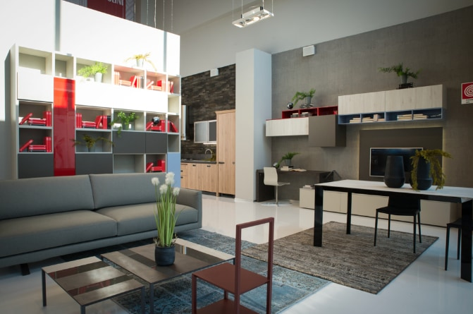 Scavolini Diesel Social Kitchen. Amazing Full Size Of Kitchens ...