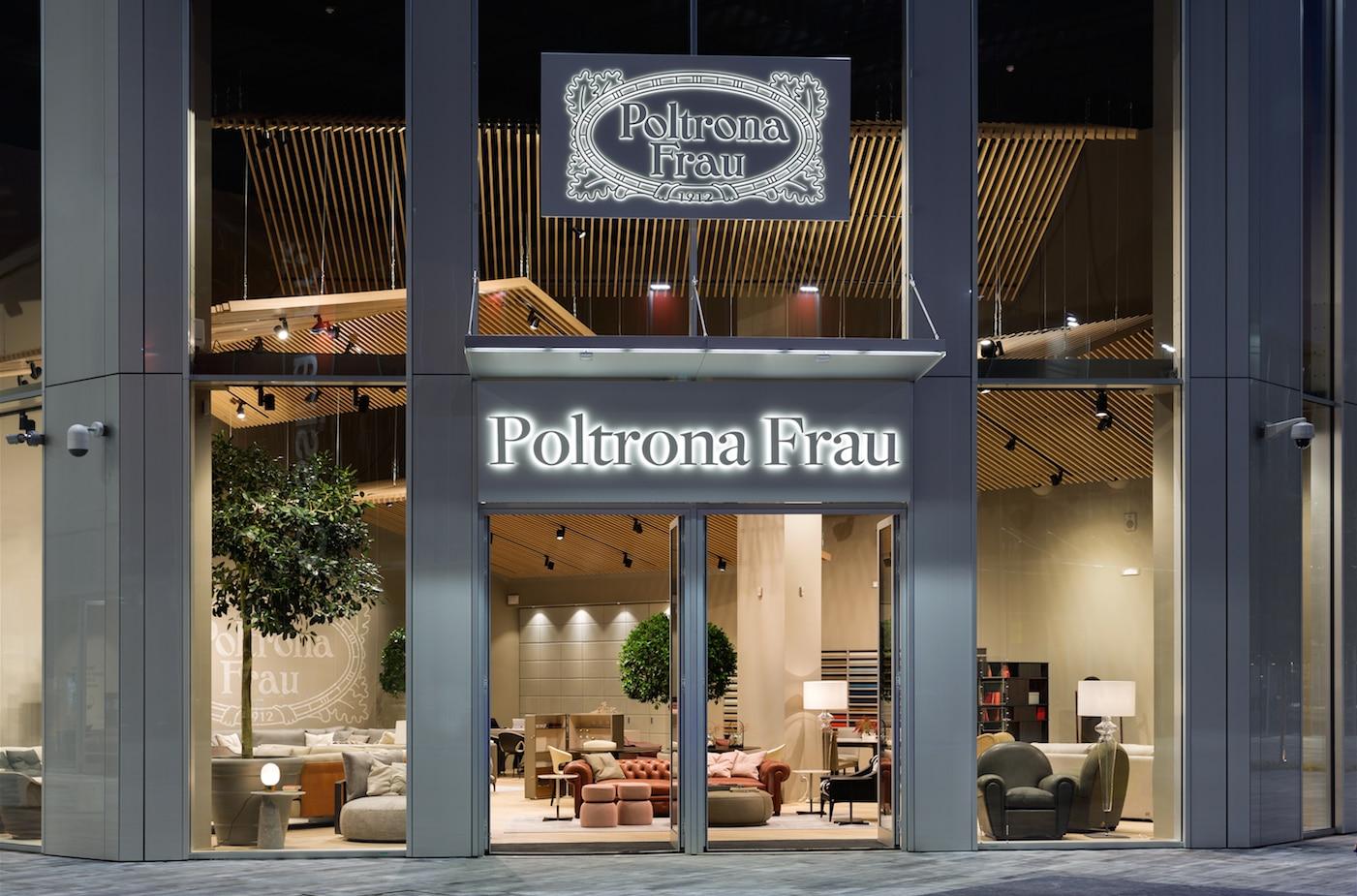 Poltrona Frau – Scalo Milano – Interni Magazine
