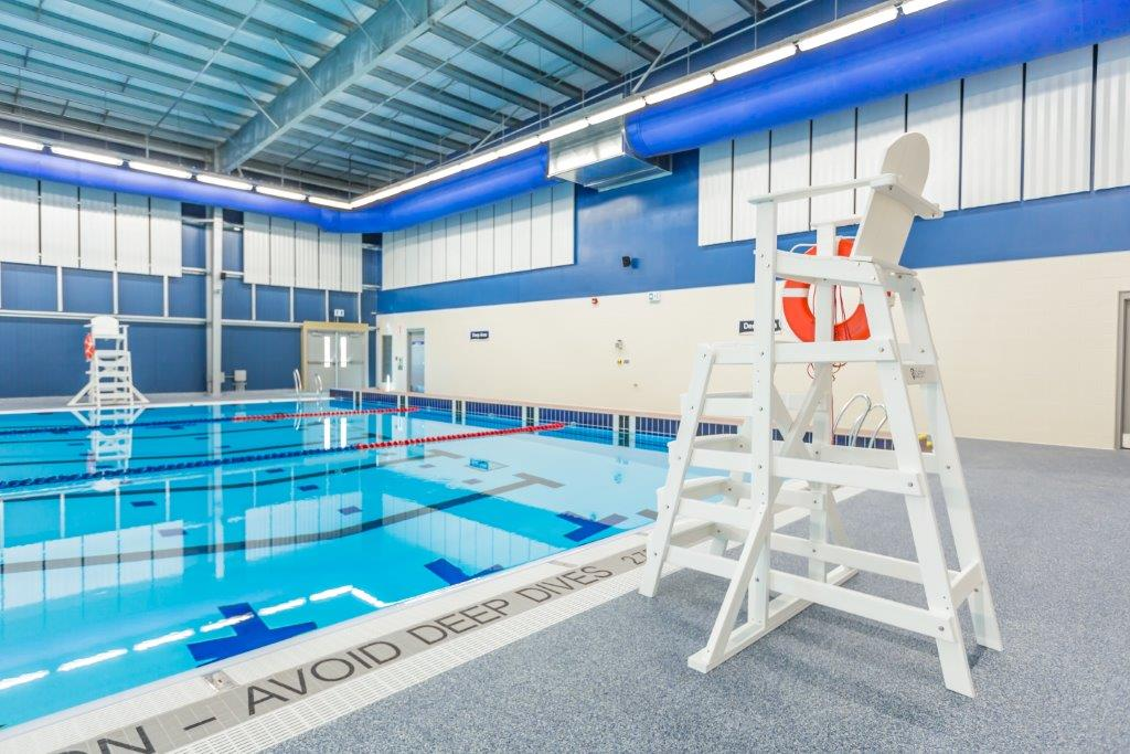 Myrtha Pools For World Short Course Swimming Championship