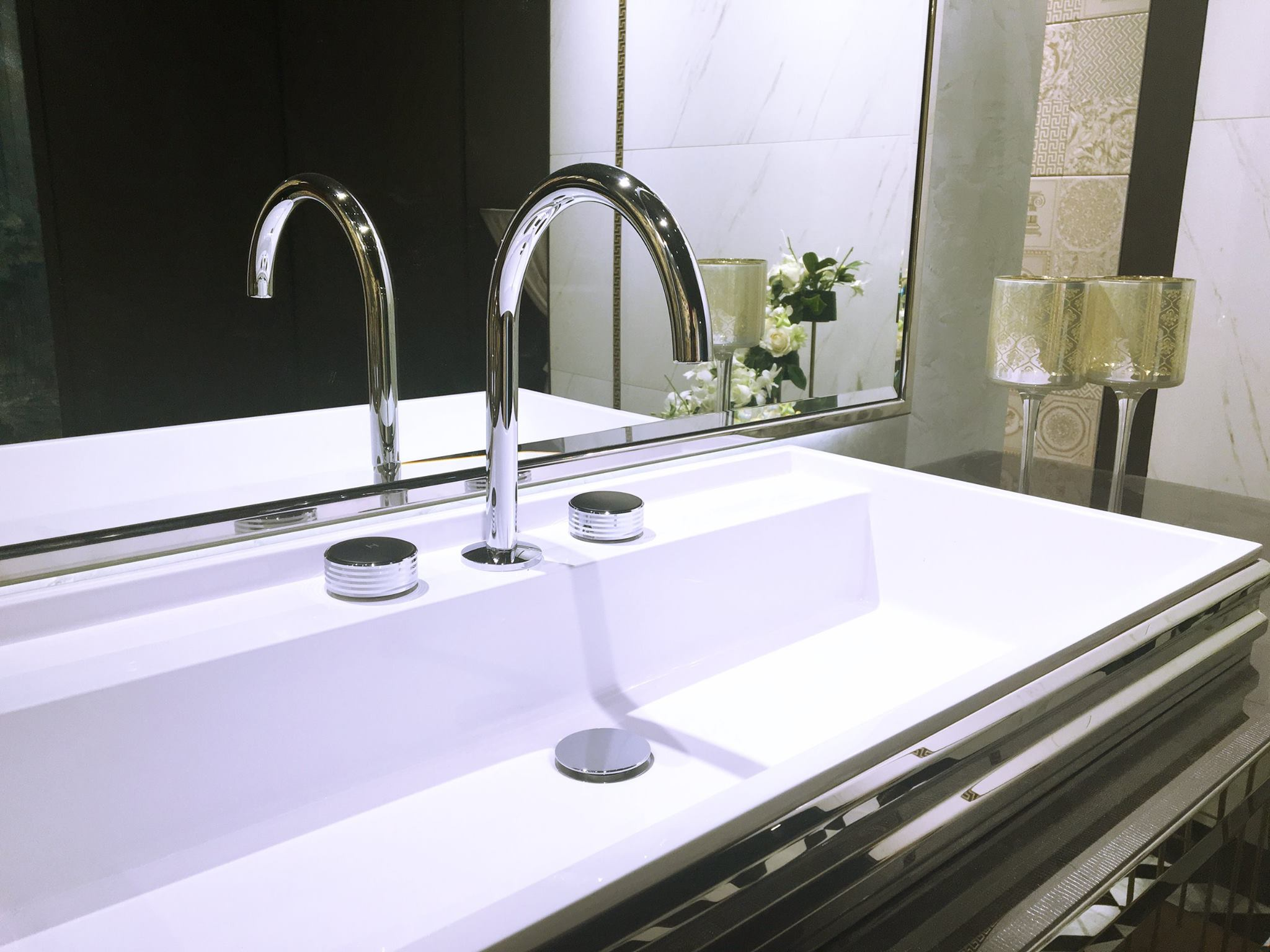 Marvelous ... Carlo Frattini, The Leading Collection For The Contract Sector, Fima  Aqua Code, The Line Of Products For The Bath And Shower Environment, ...