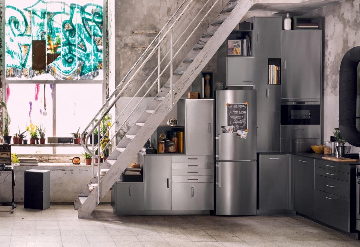 Ikea progetta cucina
