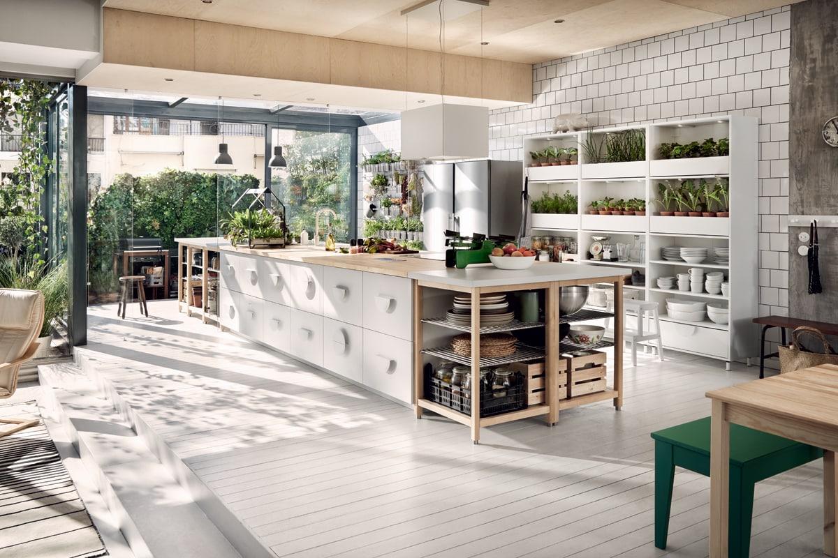 Stunning Cucine Ikea Metod Ideas - Design & Ideas 2017 - candp.us