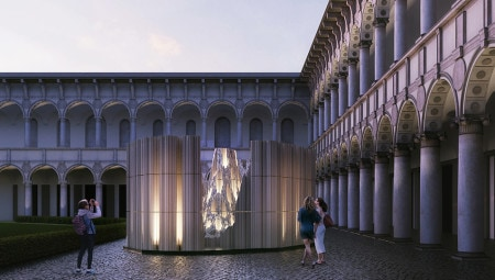 S_SHoP_Render_WAVE CAVE_Dusk_SHoP Architects PC