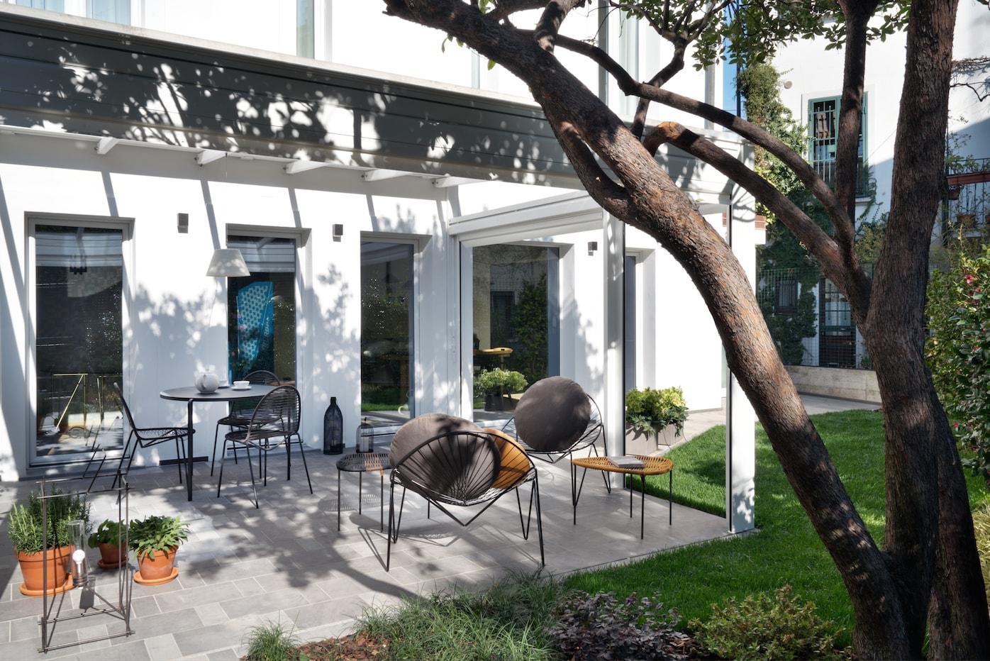 The culture of outdoor living - Architetto interni milano ...