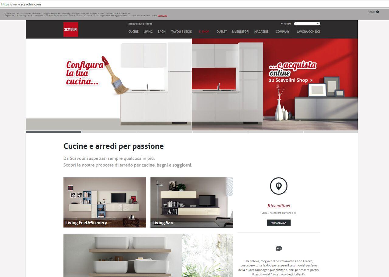 Scavolini Shop – Interni Magazine