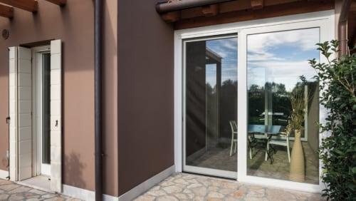 QFort sliding glass