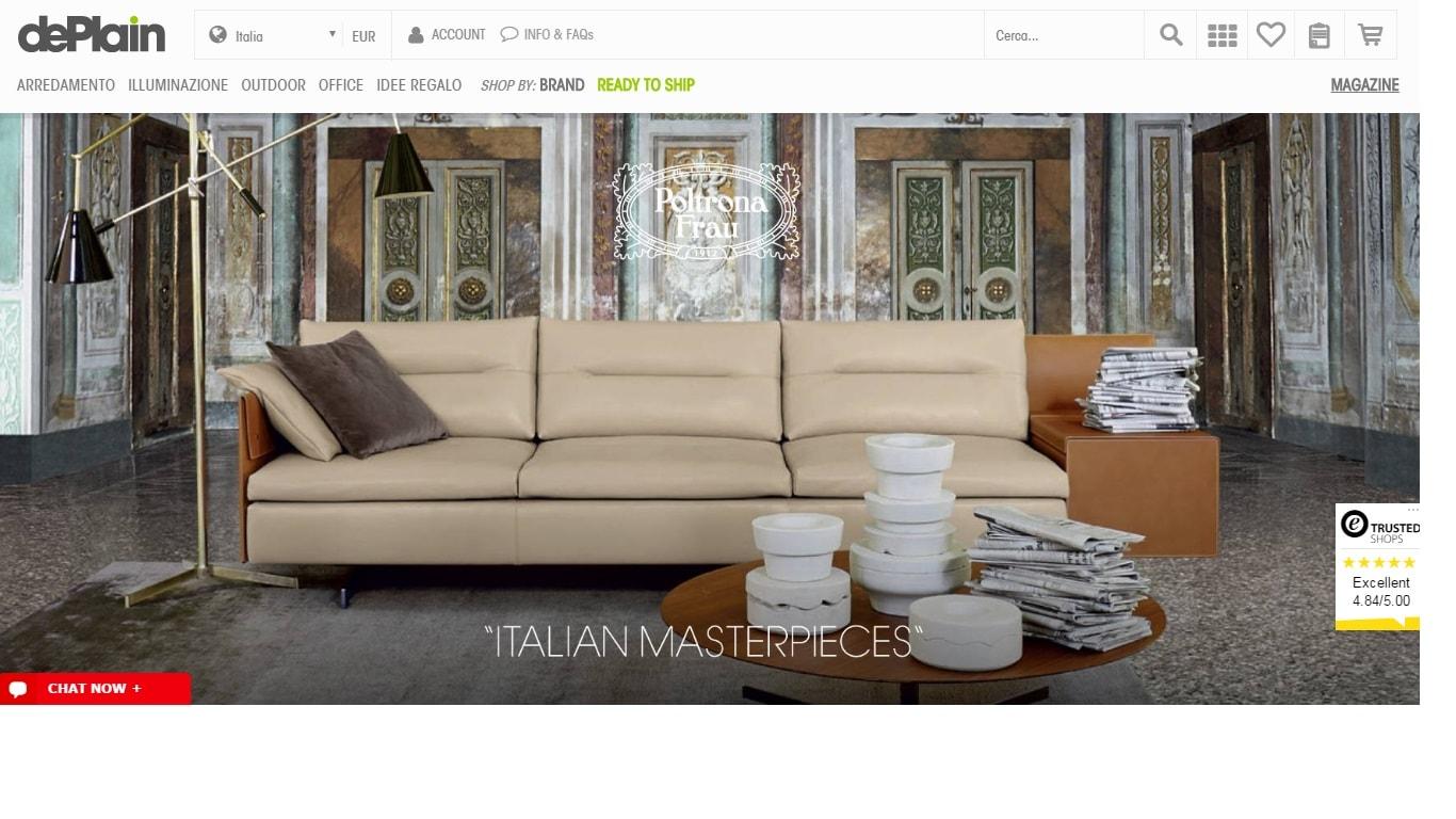 100+ [ Arredamento Negozi Online Con Design ]  Deplain Com Lo Shop Online Per Il Design E L ...