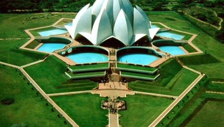 Tempio di Loto - Nuova Delhi