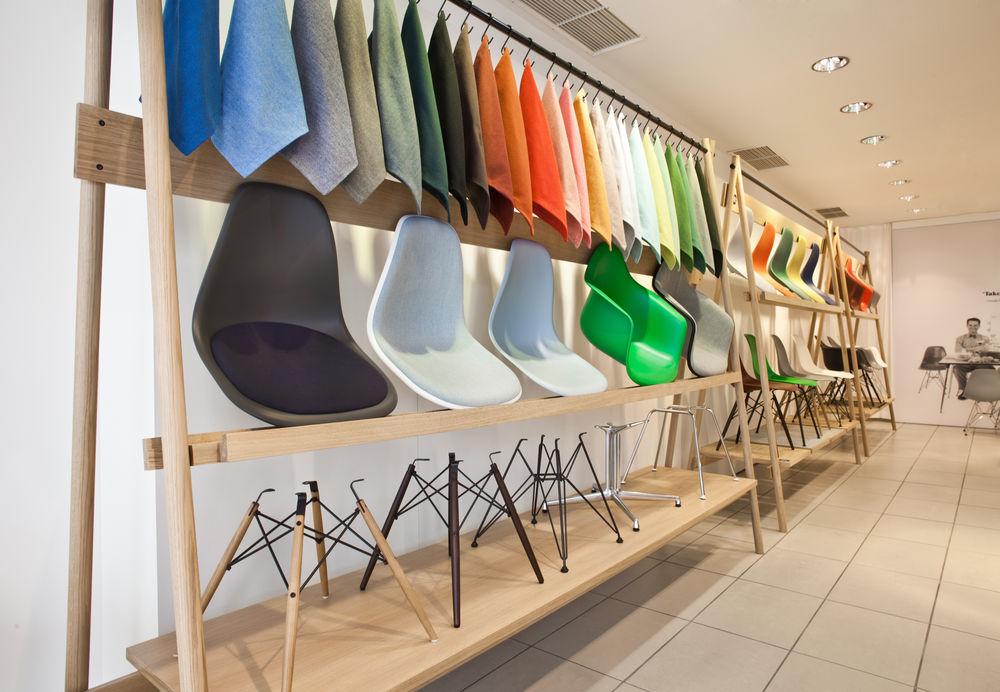 vitra pop up store interni magazine. Black Bedroom Furniture Sets. Home Design Ideas