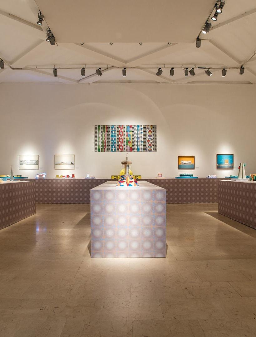 Atelier Mendini. Architecture