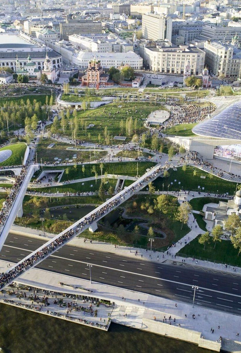 Zaryadye Park