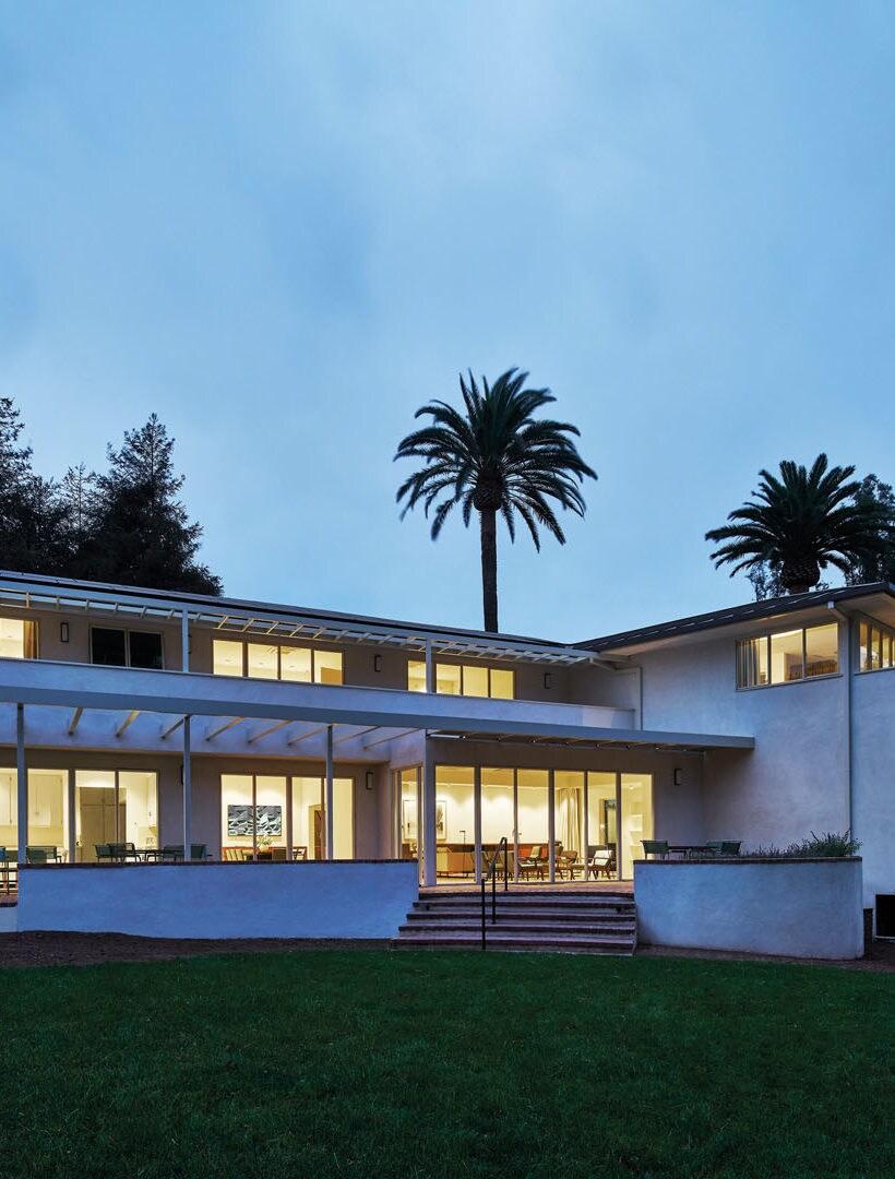 Bauhaus in Los Angeles