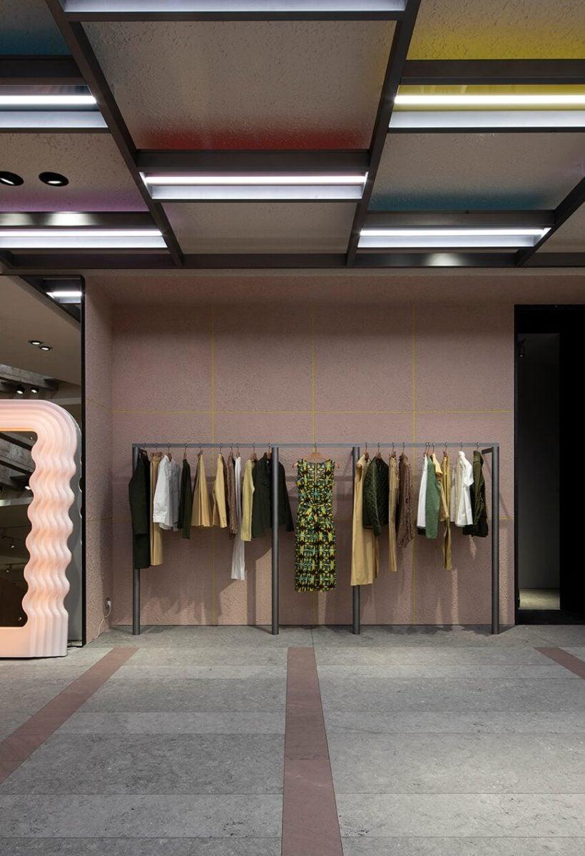 (New) Aspesi in Milan