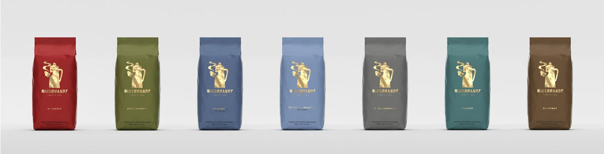 Hausbrandt_Pacchi Caffä nuova grafica