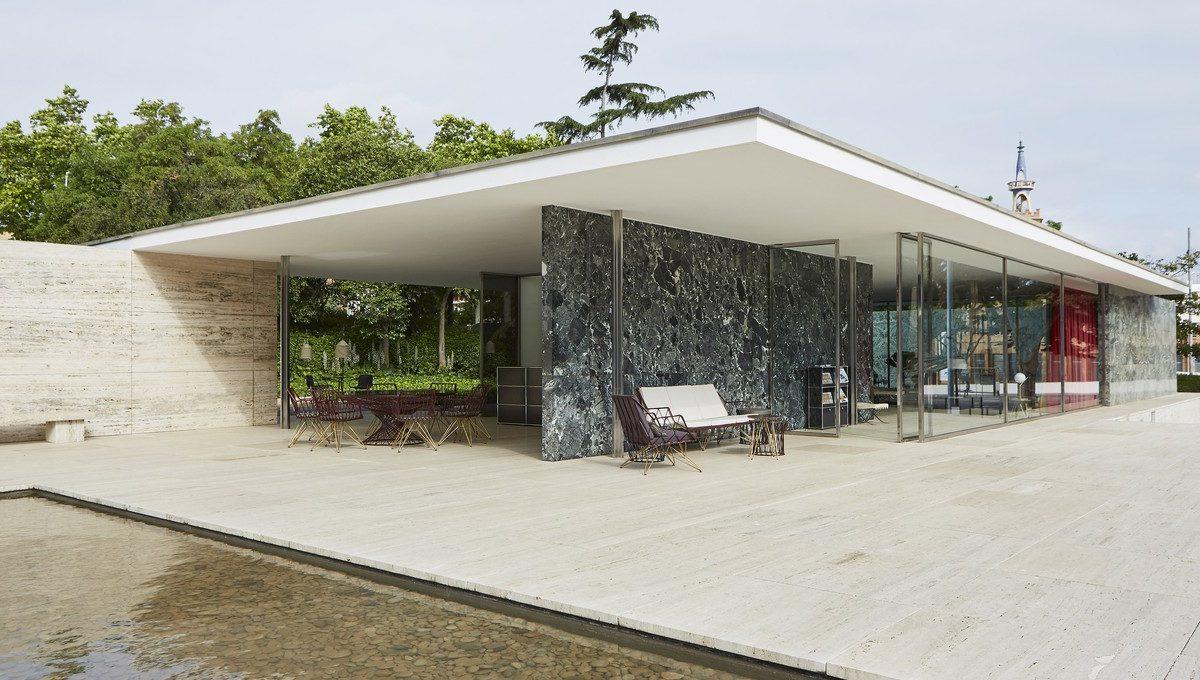 Mies van der Rohe Pavilion_Barcellona