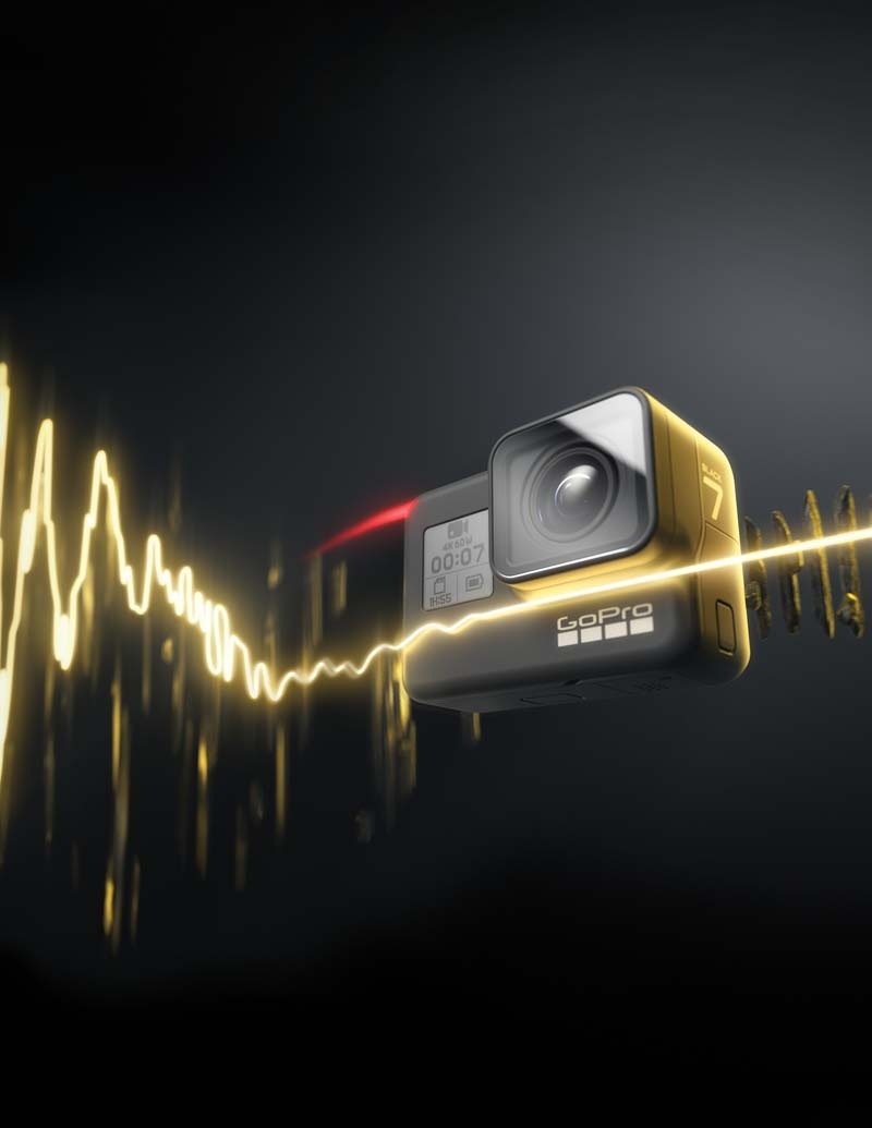 GoPro narrates Human Spaces