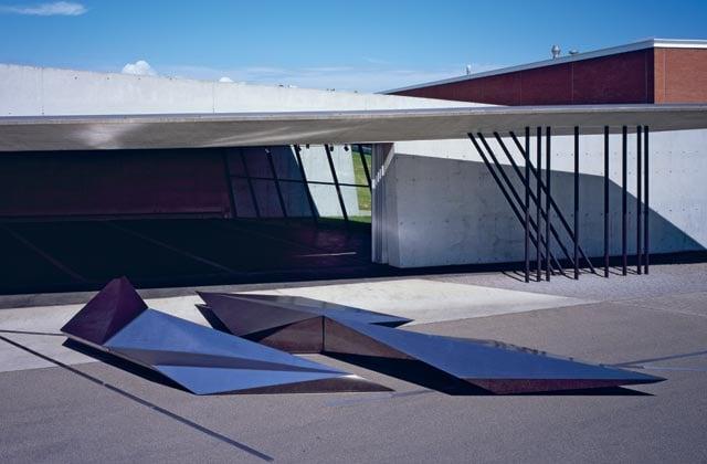 Zaha Hadid Prima Installation, Weil am Rhein