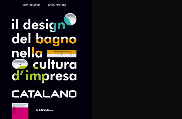 Catalano. Bath design in corporate culture