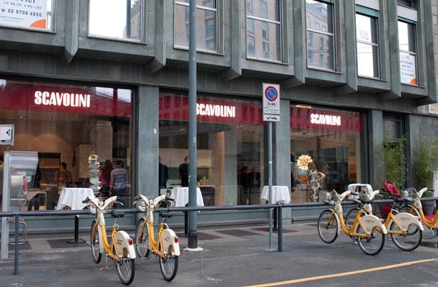 Scavolini Milan-Missori store