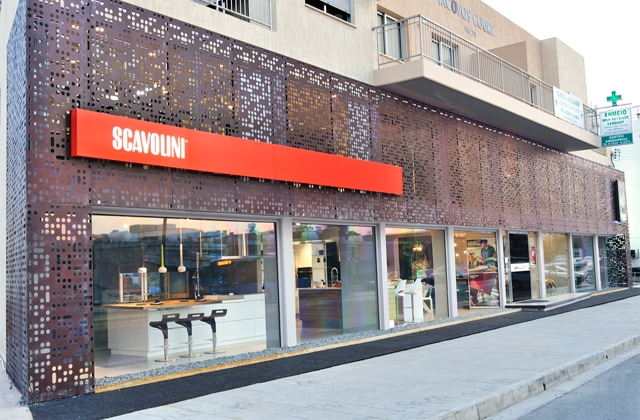New Scavolini stores