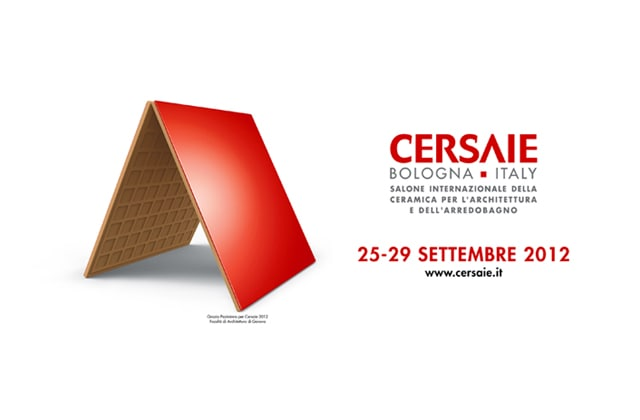 A ceramic roof for the 30th edition of Cersaie