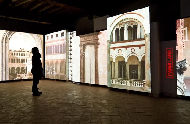 A new multimedia museum in Bergamo
