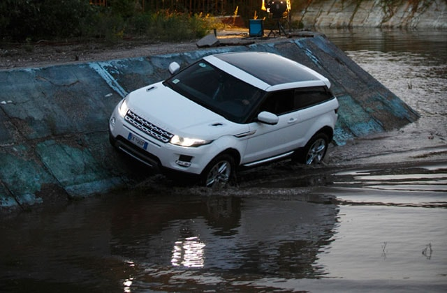 Evoque tailor made