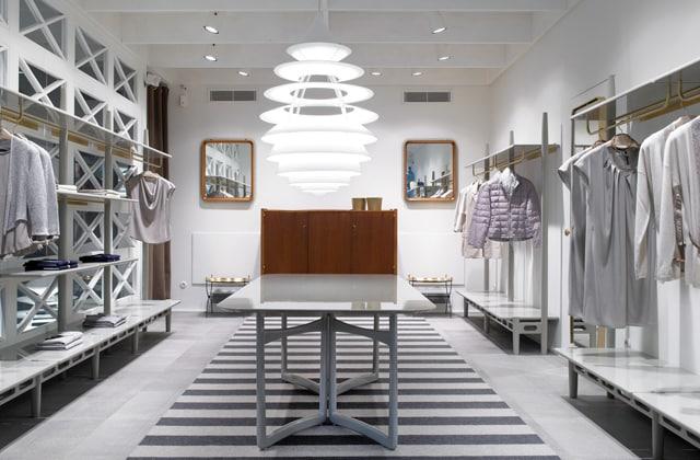 Fabiana Filippi flagship store in Milan