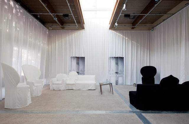 Cerruti Baleri with Maison Martin Margiela at Firma Casa  (