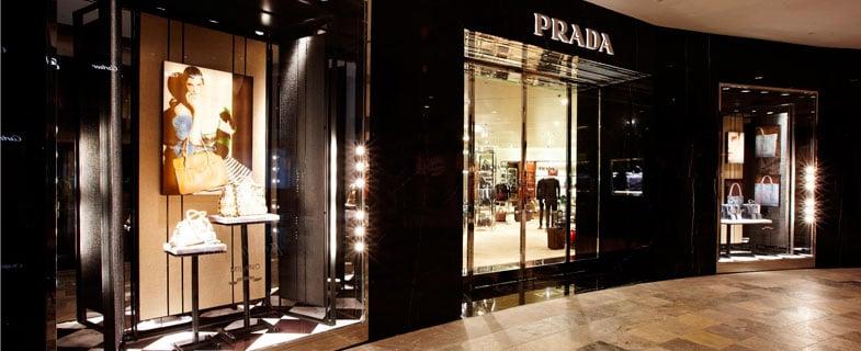 Prada in Singapore