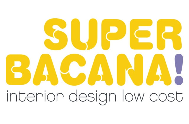 Superbacana – low-cost interior design