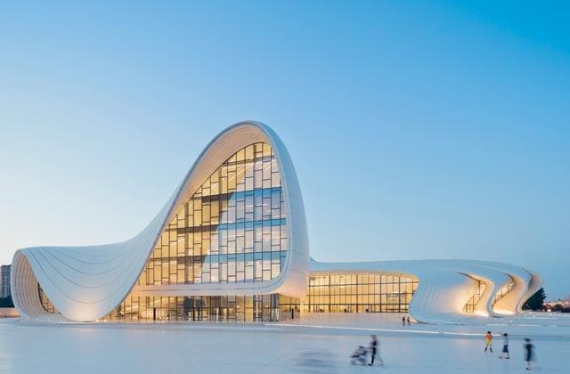 Heydar Aliyev Cultural Centre, Baku